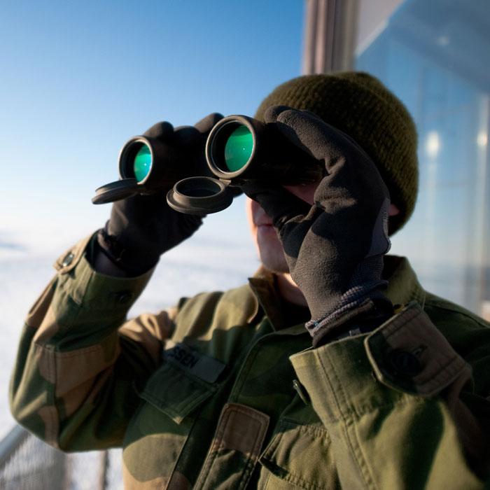 Binoculars - Adult technics